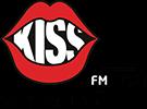 LOGO KISS FM FUNDAL ALB